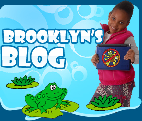 the adventures of the earth saver girl by 7 year old brooklyn